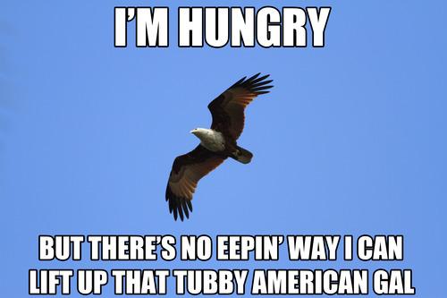 Hungryeagle