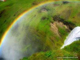 Alex Harford (@LensBeyond) of the UK almost caught the end of the rainbow in Iceland: http://t.co/qzvM8dIlL8