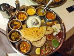 Angkit Agrawal (@ankit1989) of India is proud of his country's food--as they should be! Where else can one get such an affordable spread of unique, delicious eats? https://twitter.com/ankit1989/status/486226746086133760/photo/1