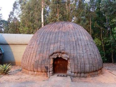 Ayla (@MrsAylaAdvnture) of the UK believes in spending a little more when something's got character--like these beehive huts in Swaziland: https://twitter.com/MrsAylaAdvnture/status/491299123073937408/photo/1
