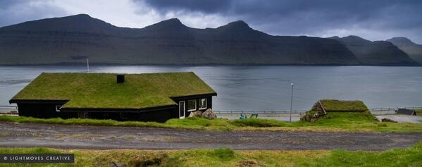 Dustin Main (@dustinmain) of Germany shared this remote photo from the Faroe Islands. Can you locate them on a map? http://t.co/qld47xWfju