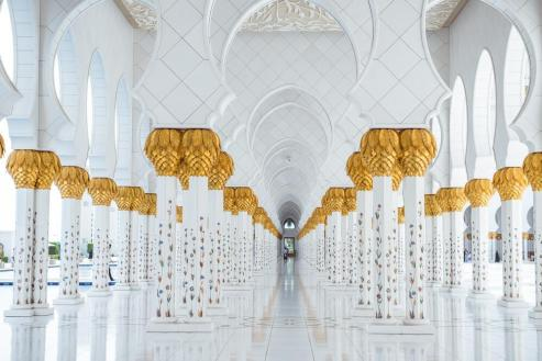 Flytographer (@Flytographer) of Canada captured this stunning architecture in Abu Dhabi: pic.twitter.com/C16xK0iYeo