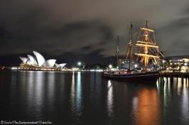 Girl Wander (@123_ALONS_Y) from Australia too this brochure-worthy Sydney harbor photo for us to enjoy: Girl Wander (@123_ALONS_Y) from Australia