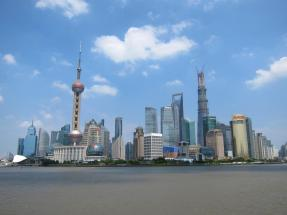 Heather (@FerretingTheFun) of the USA captured the modern city of Shanghai. Nice! pic.twitter.com/tR3zqNeTX6