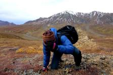 Jess (@perma_frosting) of the USA was in Denali and also had wind troubles while posing in Denali, Alaska: pic.twitter.com/7UoC0wmtiR
