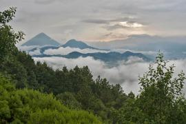 Mittie Babette Roger (@mittieroger) of Mexico caught this cloud-covered Guatemalan landscape while on vacation: https://twitter.com/mittieroger/status/516668209685336064/photo/1