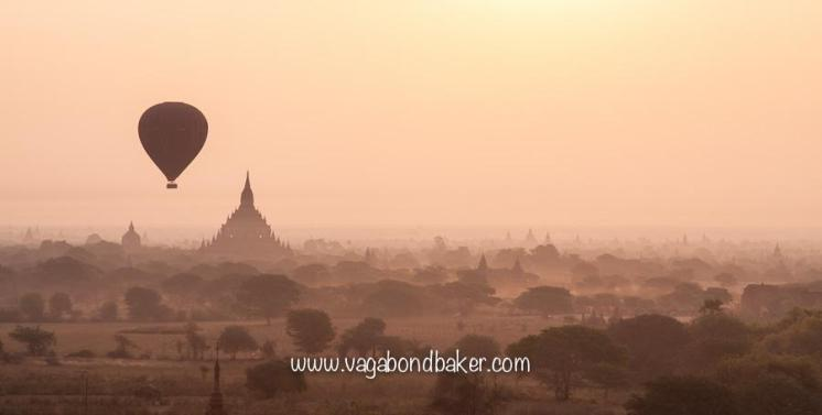 Rachel Davis (@vagabondbaker) of Scotland found Bagan, Burma to be not only inspirational, but spiritual too. See why? https://twitter.com/vagabondbaker/status/519203885911912448/photo/1