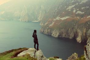 Susi Maier (@blackdotsws) of Germany showed off this pondering shot taken in Ireland: pic.twitter.com/VxvNRs8QdM