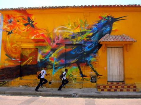 Tamara (@Turtlestravel) of the USA captured color and excitement with her shot from Colombia: pic.twitter.com/vWCxHc7BFI