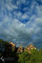 Haunted mansion, Millbrook, New York