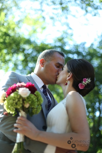 A lovely Central Park wedding I shot