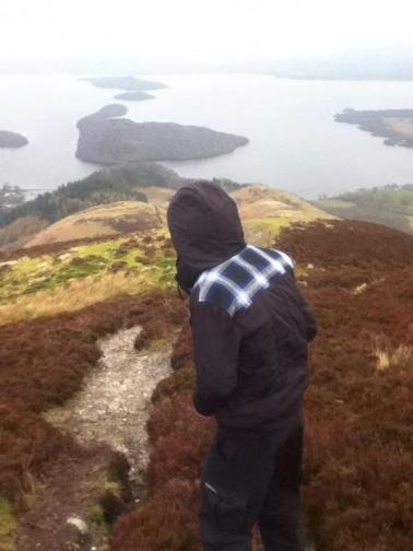 @FindingaNeish of Scotland went up & away on his [cold] hike of the West Highland Way: https://twitter.com/findinganeish/status/531908080637059073/photo/1