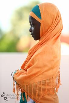 An orphan student