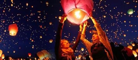Croatia, too, has a popular lantern festival--as shown by @Discover_Cro of Croatia: https://twitter.com/Discover_Cro/status/544594213024047104/photo/1